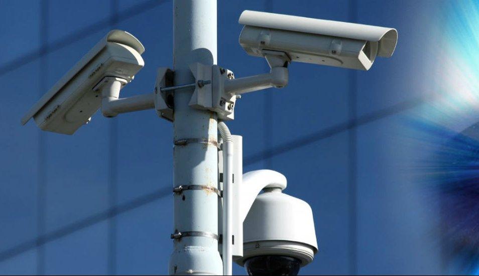 Inbraakbeveiliging beveiligingssysteem, Camerabeveiliging-Elektro-Actief-Wateringen