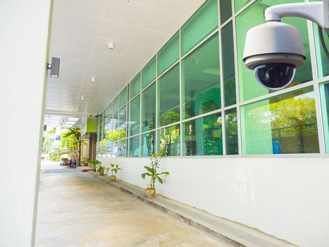 Service en onderhoud beveiligingsinstallaties
